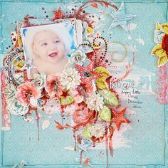 Believe *C'est Magnifique May Kit* - Scrapbook.com