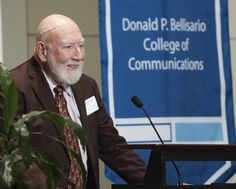 Television legend Donald P. Bellisario endows College of Communications