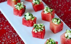 Watermelon-Infused Recipes