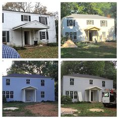#HomeTransformation #AthensGa. Come check this one out soon. It has 1800 SF 3 beds/2Baths. Walkability. Close to Athens Regional and Boulevard area and Prince Ave #restaurant Come choose your interior colors and floors. Everything is #new #Normaltown #RealEstate #HappyEnding #housegram #FlippingHouses