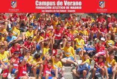 #Campus de #fútbol del #AtléticodeMadrid en Los Ángeles de San Rafael http://www.campamentos.info/viewproperty/campus-de-futbol-del-atletico-de-madrid/157/es-ES