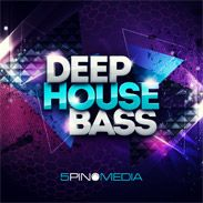 Deep House Bass from 5Pin Media distributed by Loopmasters - http://www.audiobyray.com/product/samplepack-deep-house-bass-2/ - 5Pin Media, Sample Packs