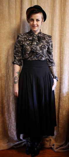 Coffin Kitsch: outfit of the day