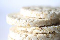 Dieta del riso: gallette di riso