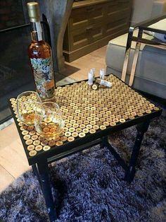 Shot gun shells tabletop