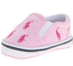 Baby Girl Polo Shoes