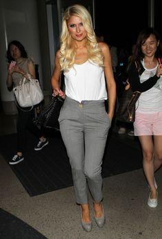 Paris Hilton is my hero>