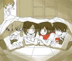Kagerou Project Ayano Theory Of Happiness