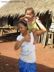 Making Babies Cry in Laos (with my blue eyes) http://cleanbirth.org/2013/08/23/making-babies-cry-in-laos/