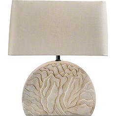 McGuire Furniture: Robert Kuo Shan Table Lamp: RKL-40