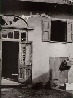 Clarence John Laughlin - A Strange Situation - 1938