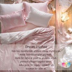 Şimdi hayallerine kocaman bir adım atma zamanı!  #hibboux #hayal #lushes #dream #pillow #style #bed