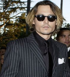 Latest Celebrities Photos, News, Gossips, Rumors, Entertainment, Style, Fashon, Beauty: Amber brings out the best in me: Johnny Depp