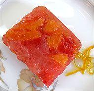 A Citrus Gelatin Dessert Shakes the Mold - NYTimes.com