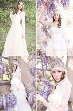 romantic wedding accessories bridal veils headpieces