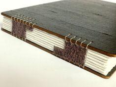 canteiro de alfaces - livros artesanais: livros artesanais - sketchbook