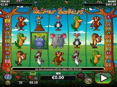 Drehe kostenlos Automat Super Safari - http://freeslots77.com/de/super-safari/