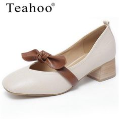 Teahoo Brand Shoes 2017 New Mary Janes Pumps Korean Style Bow Thick Heel Round-Toe 4cm Mid Heel High Heels Black Woman Shoes #Black high heels http://www.ku-ki-shop.com/shop/black-high-heels/teahoo-brand-shoes-2017-new-mary-janes-pumps-korean-style-bow-thick-heel-round-toe-4cm-mid-heel-high-heels-black-woman-shoes/