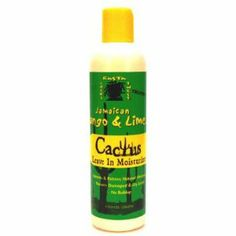 Jamaican Mango and Lime Cactus Leave-In Moisturizer, 8 Ounce  ~~ #dreadlocks #treatment ~~