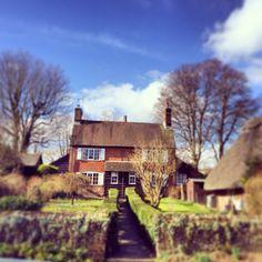 Chawton, Hampshire.