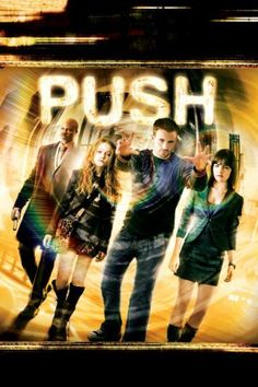 Push with Chris Evans