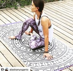 Mystery leggings- inspired by a black marble stone. This stone helps strengthen spirituality and connectedness. www.confusedgirlinthecity.com  #confusedgirl #yoga #yogafit #yogagirl #yogalife #yogaeverydamnday #yogapose #yogawear