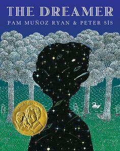 The Dreamer - câștigătorul anului 2011 Clasele secundare Autor: Pam Muñoz Ryan Ilustrator: Peter Sís