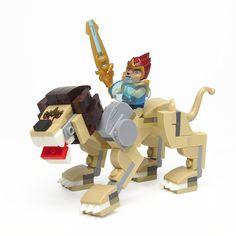 Blok bangunan super hero senjata chima qigong hewan model batu bata kompatibel lepines mainan untuk anak-anak