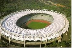 Football Stadium Stadio Olimpico in Rome, Italy. Home of AS Roma and Lazio Roma. Baseball Park, Soccer Stadium, Football Stadiums, Football Pics, Retro Football, Basketball, As Roma, Soccer Skills, Soccer Tips