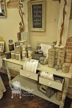 maison-blanche-paints-and-embellishments at Kiss & Make-Up Boutique