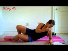 at home beginners ab work out