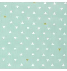 "Art Gallery fabrics ""Arizona - Triangle Tokens"""