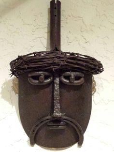 Shovel face ...by ???...
