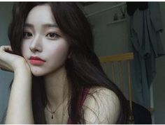 Find images and videos about girl, makeup and korean on We Heart It - the app to get lost in what you love. Mode Ulzzang, Ulzzang Korean Girl, Cute Korean Girl, Ulzzang Couple, Ulzzang Fashion, Korean Fashion, 90s Fashion, Korean Beauty, Asian Beauty
