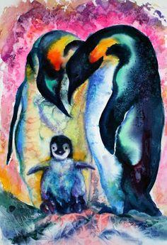 Fine Art Prints | Penguin Collection