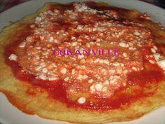 DukanVille Ricette Dukan: PIZZA di ricotta