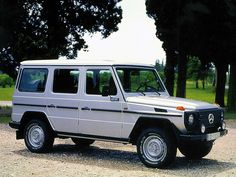 Mercedes-Benz 290 GD LWB (1992 - 1997).
