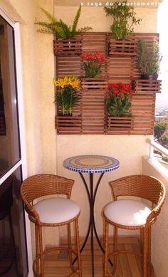 Terraza #balconplantas