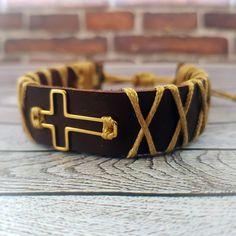 Handmade Jewellery, Handmade Bracelets, Earrings Handmade, Amber Earrings, Amber Jewelry, Presents For Him, Gifts For Him, Leather Bracelets, Leather Jewelry