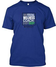 Herbalife Wellness Coach Tshirts   Teespring