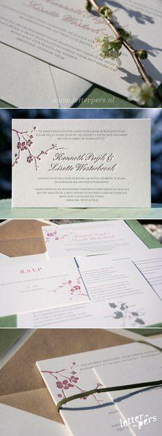 letterpers_letterpress_trouwkaart_bloesem_Lisette