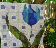 An amazing quilt by Helen Ernst