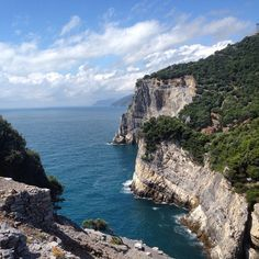 Isola Palmaria in Portovenere, Liguria