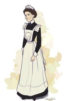 Sophie from the infernal devices