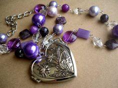 heart, handmade jewelry