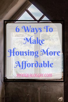Making Housing More Affordable for Renters and Owners Ways To Save Money, Money Tips, How To Make Money, Saving Tips, Saving Money, Life Unexpected, Passive Income Streams, Retirement Planning, Financial Planning