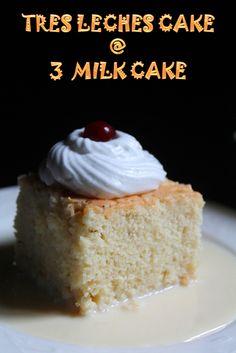 Everyday Plain Cake Recipe Without Milk