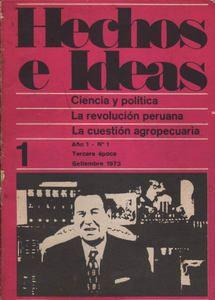 Revistas politicas antiguas
