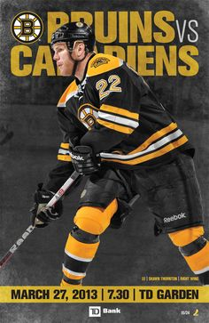 I Find It Appropriate That The Enforcer Is On Todays Game Poster