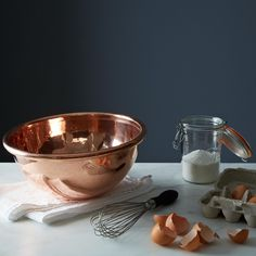 A Guide to Cooking in and Caring for Copper on Food52
